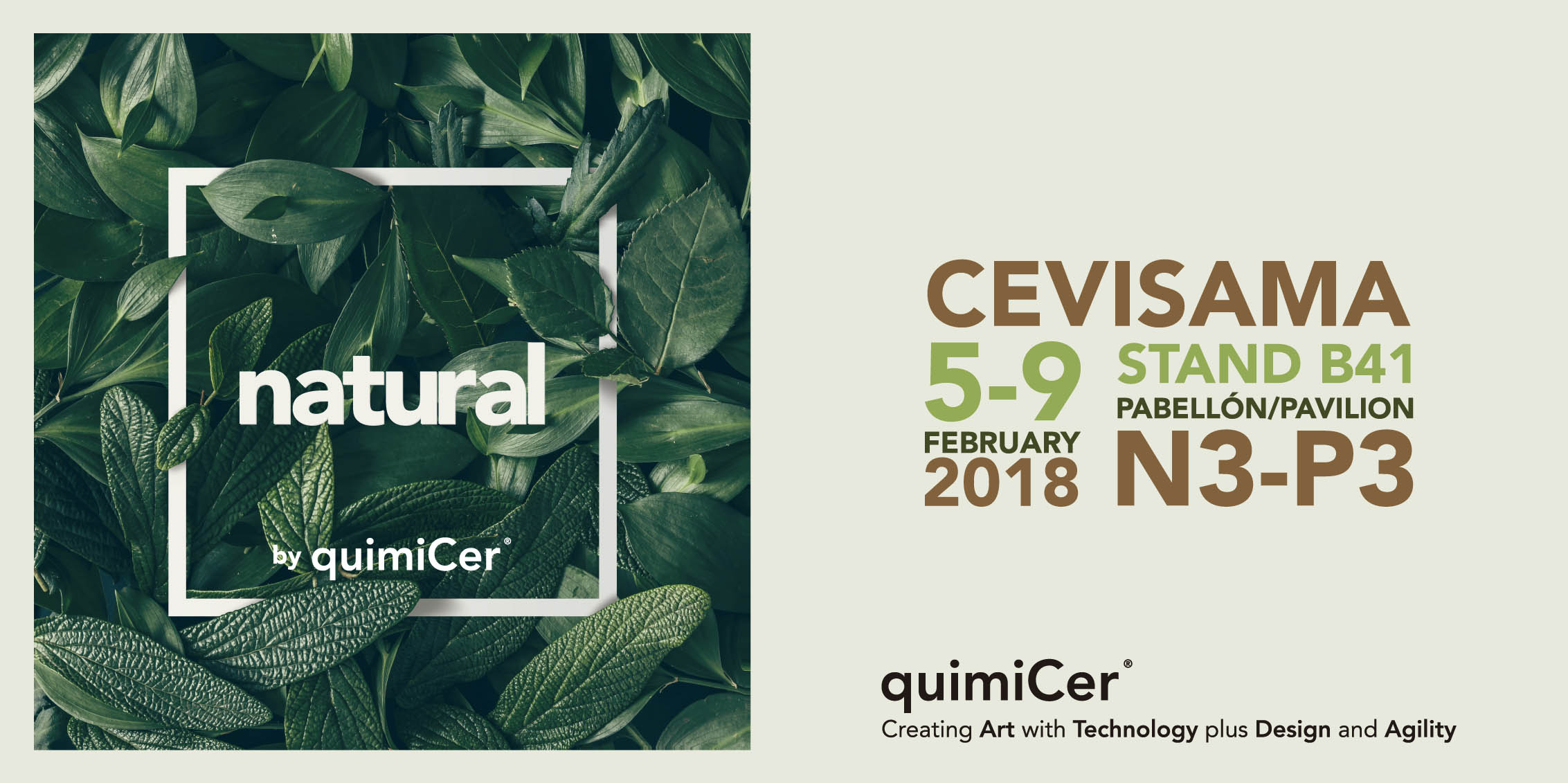 Actualidad quimicer for Cevisama 2018